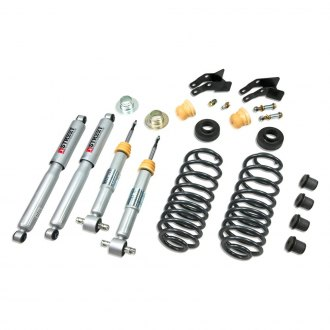Belltech® - +1 to -2 x 3-4 Lowering Kit