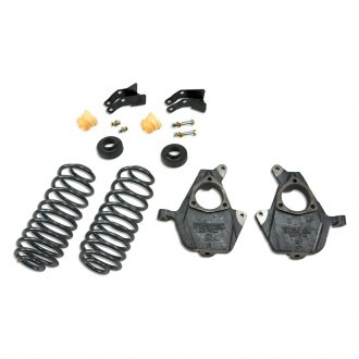 "Belltech® - 2.0"" x 3.0""-4.0"" Front and Rear Lowering Kit"