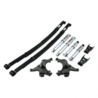 "Belltech® - 2"" x 4"" Front and Rear Lowering Kit"