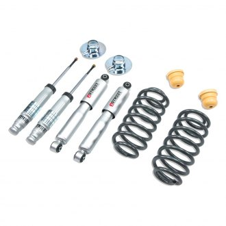 "Belltech® - 1""-2"" x 2"" Front and Rear Lowering Kit"