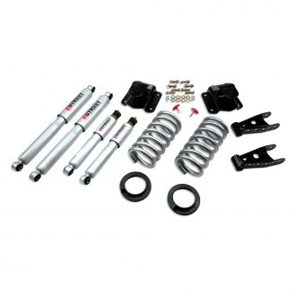 "Belltech® - 2""-3"" x 4"" Front and Rear Lowering Kit"