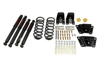 Belltech 174 902nd 2 Quot X 4 Quot Front And Rear Lowering Kit