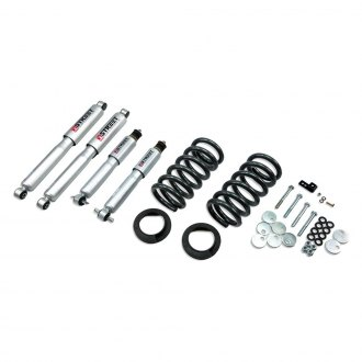 "Belltech® - 2""-3"" x 2""-3"" Front and Rear Lowering Kit"