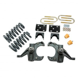 "Belltech® - 4"" x 6"" Front and Rear Lowering Kit"
