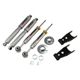 "Belltech® - 0""-3.0"" x 2.0"" Front and Rear Lowering Kit"