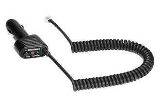 Beltronics® - Coiled Radar Detector SmartCord (Red LED)