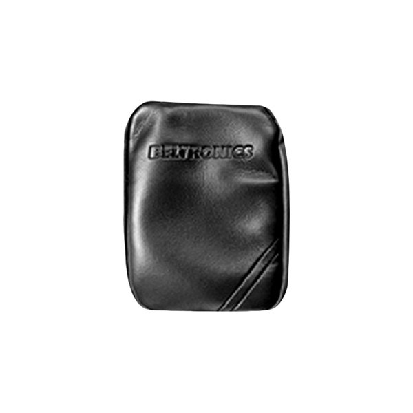 Beltronics® - Zippered Leatherette Radar Detector Carrying Case