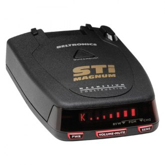 Beltronics® - STi Magnum Series Radar Detector with LED Display
