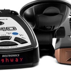 BELTRONICS® - Extreme Range Radar Laser Detector with Expert Accuracy
