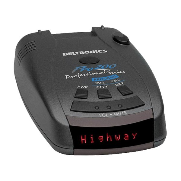 Beltronics® - Pro 200 Radar Detector with LED Display