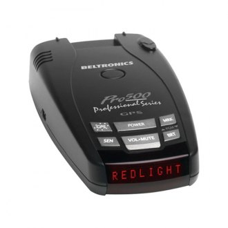 Beltronics® PRO500 - Pro 500 Radar Detector with LED Matrix Display