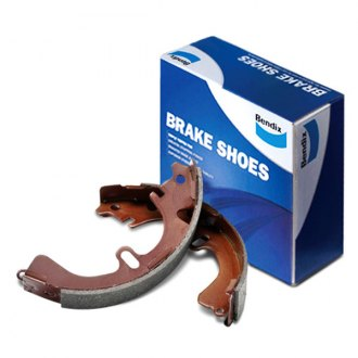 Bendix® - Bonded Rear Brake Shoes