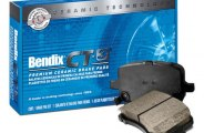Bendix® - CT-3™ Ceramic Brake Pads