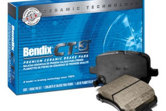 Bendix® - CT-3™ Ceramic Front Brake Pads