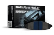 Bendix® - Fleet MetLok™ Semi-Metallic Brake Pads