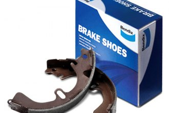 Bendix® - Rear Parking Brake Shoes