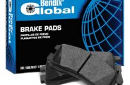 Bendix® - Global™ Semi-Metallic Front Brake Pads