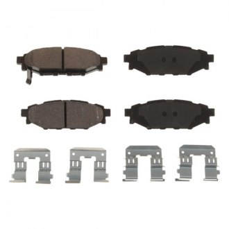 Bendix® - CQ™ Ceramic Rear Brake Pads