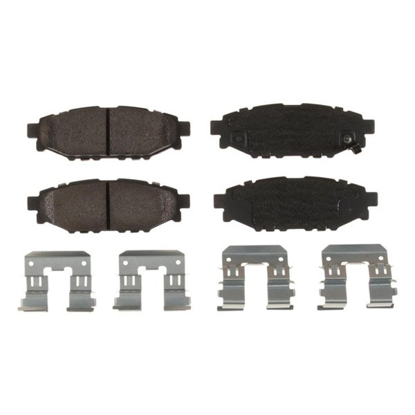 Bendix® - CT-3™ Ceramic Rear Brake Pads