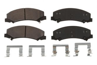Bendix® D1159 - CQ™ Ceramic Front Brake Pads