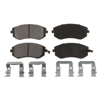Bendix® - CQ™ Ceramic Front Brake Pads