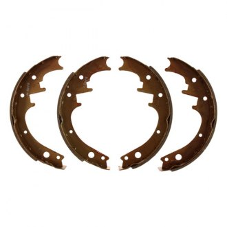 Bendix® - Relined Rear Brake Shoes
