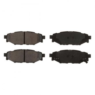 Bendix® - Global™ Ceramic Rear Brake Pads