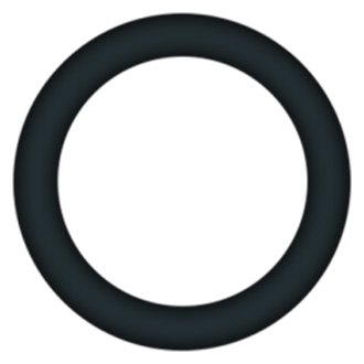 Best Gasket® - Engine Coolant Water Manifold Ring Seal