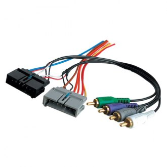 best kits® - oem amplifier integration harness