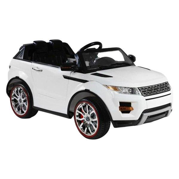 Best Ride On Cars Cosmic Rover SX V White Cosmic Rover SX - Ride on cars