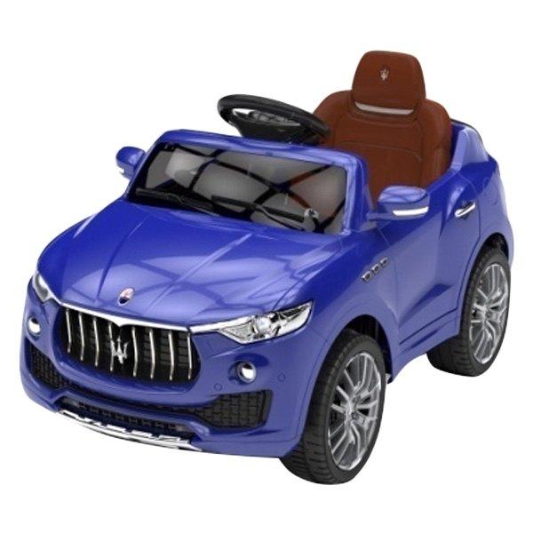Best Ride On Cars Maserati VBlue Maserati V Blue Electrical Car - Ride on cars