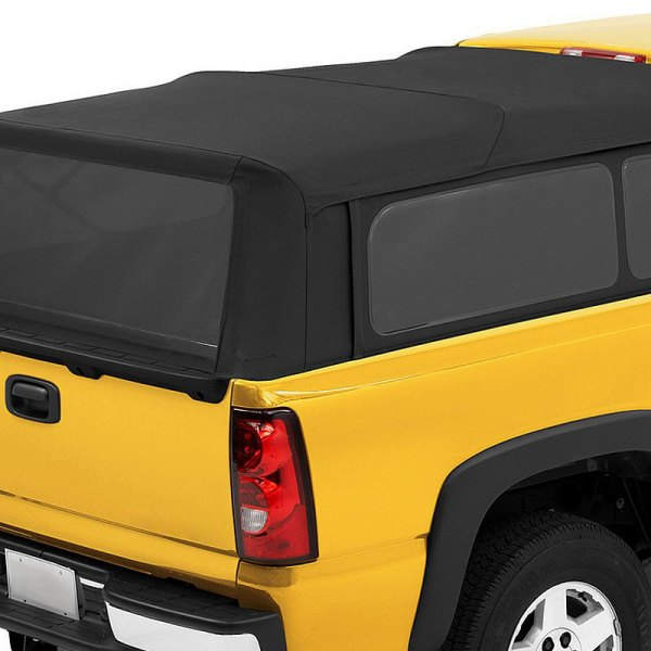 Image may not reflect your exact vehicle! Bestop® - Supertop™ Convertible Top for 6' Truck Bed