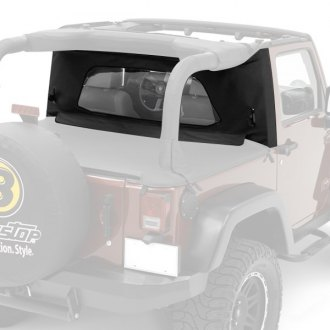 Bestop® - Wrap-Around Rear Window