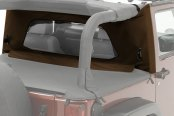 Bestop® - Windjammer™ Spice Wrap-Around Rear Window