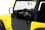 Bestop® - HighRock 4x4™ Element™ Doors Enclosure Set (Black)