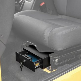 Bestop® - Underseat Lock Box