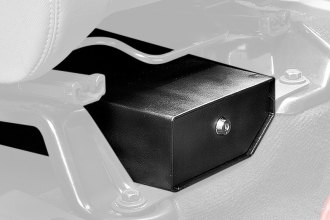 Bestop® 42642-01 - Passenger Side Underseat Lock Box
