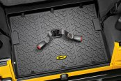 Bestop® - Black 2nd Row Cargo Liner