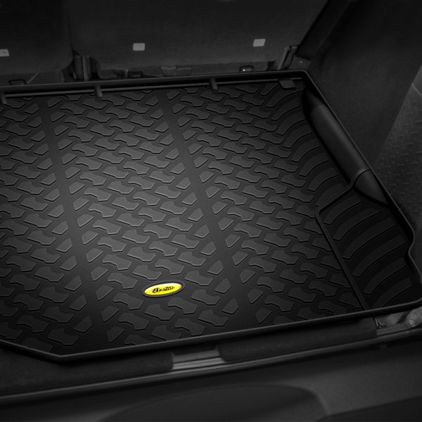 Image may not reflect your exact vehicle! Bestop® - Black Crush Cargo Liner