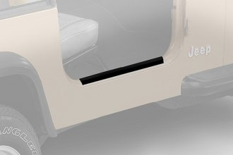 Bestop® - HighRock 4x4™ Entry Guards