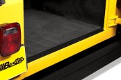 Bestop® - HighRock 4x4™ Black Tailgate Entry Guards