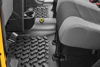 Bestop® 51504-01 - 2nd Row Floor Liner