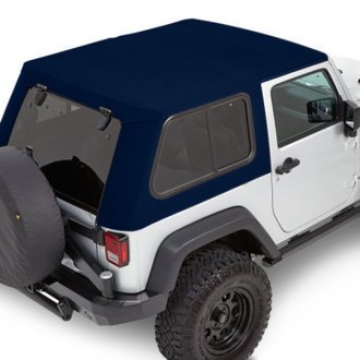 Jeep Wrangler Soft Tops Hard Tops Convertible Roofs