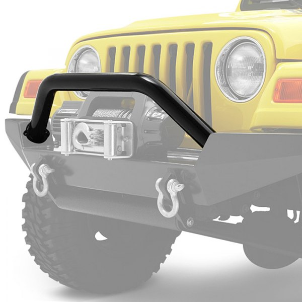 Bestop® - HighRock 4x4™ Matte Black Grill Guard for HighRock 4x4™ Bumpers