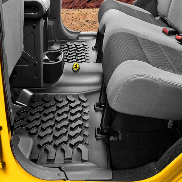 Bestop® - 2nd Row Floor Liner