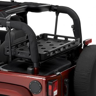 Bestop® - Black Universal Tray for HighRock 4x4™ Racks