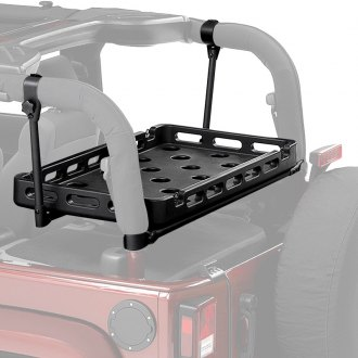Bestop® - HighRock 4x4™ Black Cargo Rack Kit