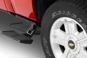 Bestop® - TrekStep™ Retractable Textured Black Side-Mount Truck Step