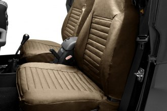 Bestop® 29226-37 - Spice Front High-Back Seat Cover Set