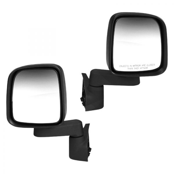 Bestop® - HighRock 4x4™ Mirror Mounting Brackets